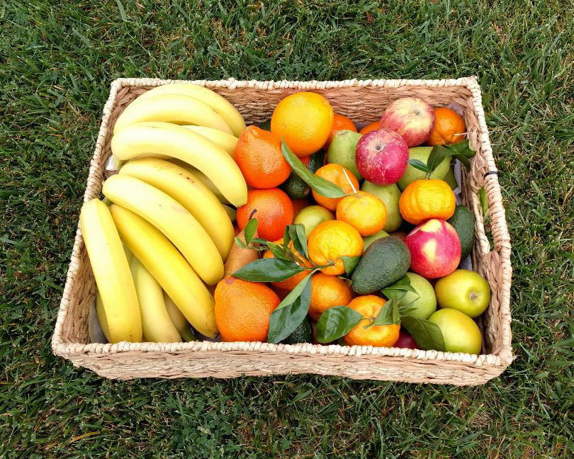 Grande Fruit Basket
